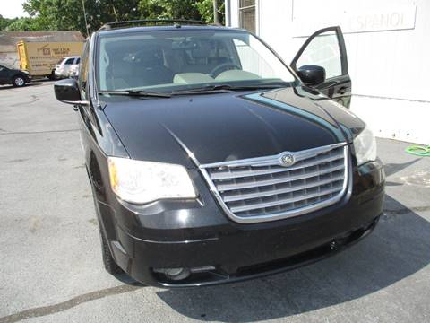 2008 chrysler town and country for sale in north carolina for Liberty used motors clayton clayton nc