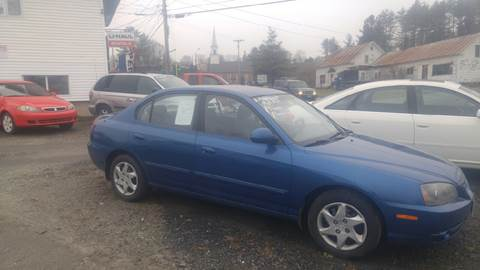 2005 Hyundai Elantra for sale in East Montpelier, VT
