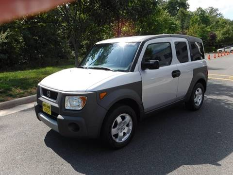 2003 Honda Element for sale in Chantilly, VA