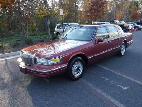1995 Lincoln Town Car for sale in Chantilly, VA