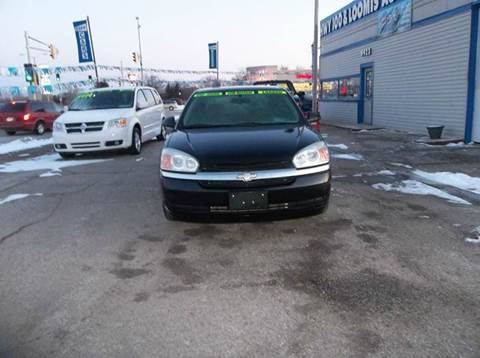 2005 Chevrolet Malibu for sale at Highway 100 & Loomis Road Sales in Franklin WI