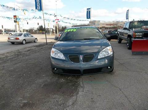 2006 Pontiac G6 for sale at Highway 100 & Loomis Road Sales in Franklin WI