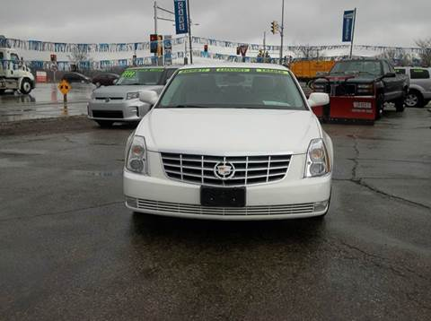 2006 Cadillac DTS for sale at Highway 100 & Loomis Road Sales in Franklin WI