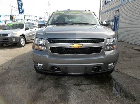 2007 Chevrolet Avalanche for sale at Highway 100 & Loomis Road Sales in Franklin WI