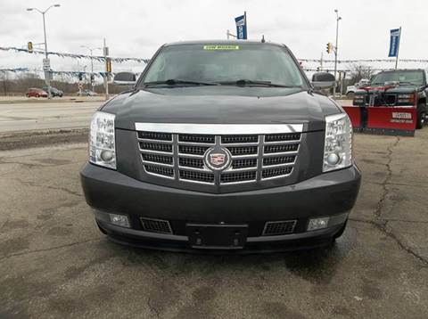 2010 Cadillac Escalade for sale at Highway 100 & Loomis Road Sales in Franklin WI