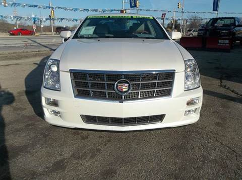 2011 Cadillac STS for sale at Highway 100 & Loomis Road Sales in Franklin WI
