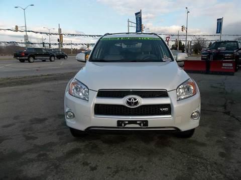 2010 Toyota RAV4 for sale at Highway 100 & Loomis Road Sales in Franklin WI