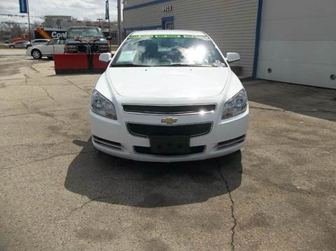2012 Chevrolet Malibu for sale at Highway 100 & Loomis Road Sales in Franklin WI