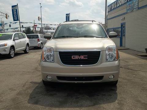 2008 GMC Yukon XL for sale at Highway 100 & Loomis Road Sales in Franklin WI
