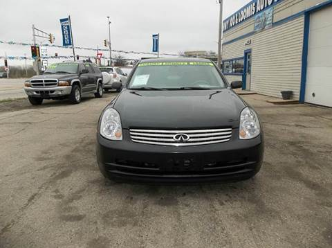 2004 Infiniti G35 for sale at Highway 100 & Loomis Road Sales in Franklin WI