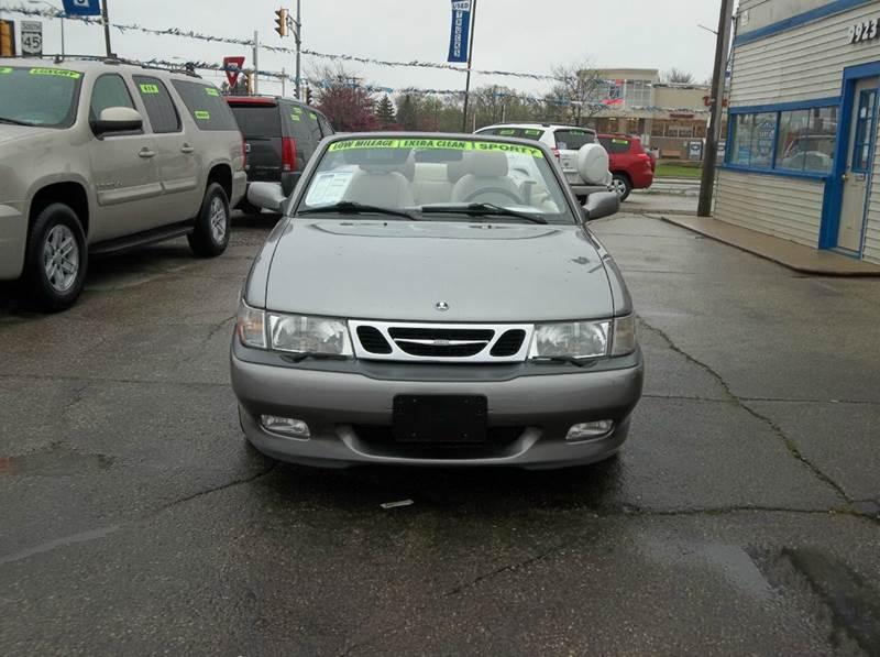 2003 Saab 9-3 for sale at Highway 100 & Loomis Road Sales in Franklin WI