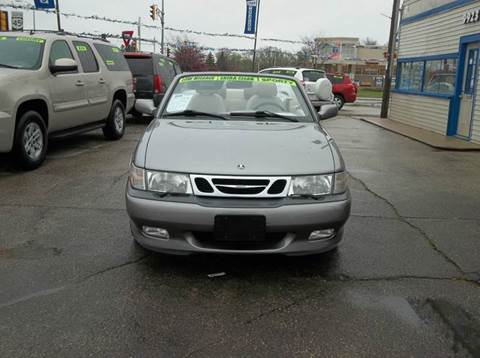 2003 Saab 9-3 for sale at Highway 100 & Loomis Road Sales in Franklin WI
