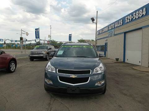 2012 Chevrolet Traverse for sale at Highway 100 & Loomis Road Sales in Franklin WI