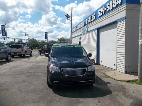 2012 Chrysler Town and Country for sale at Highway 100 & Loomis Road Sales in Franklin WI