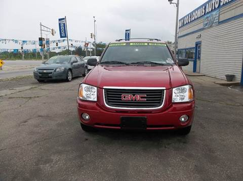 2003 GMC Envoy for sale at Highway 100 & Loomis Road Sales in Franklin WI