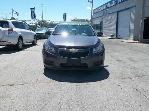 2011 Chevrolet Cruze for sale at Highway 100 & Loomis Road Sales in Franklin WI