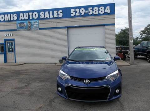 2014 Toyota Corolla for sale at Highway 100 & Loomis Road Sales in Franklin WI