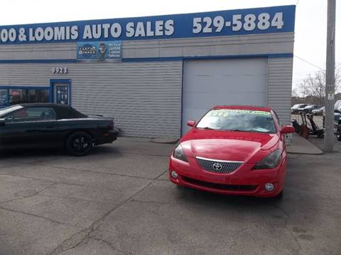 2006 Toyota Camry Solara for sale at Highway 100 & Loomis Road Sales in Franklin WI