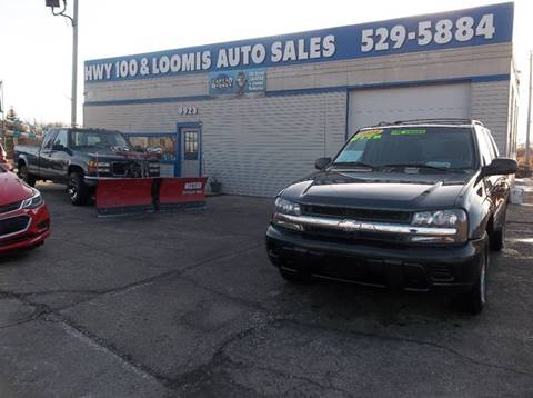 2004 Chevrolet TrailBlazer for sale at Highway 100 & Loomis Road Sales in Franklin WI