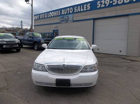 2006 Lincoln Town Car for sale at Highway 100 & Loomis Road Sales in Franklin WI