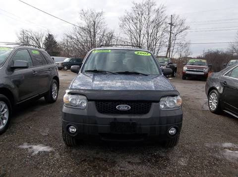 2007 Ford Escape for sale at Highway 100 & Loomis Road Sales in Franklin WI