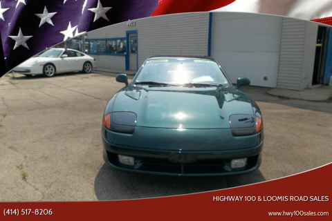 1992 Dodge Stealth for sale at Highway 100 & Loomis Road Sales in Franklin WI