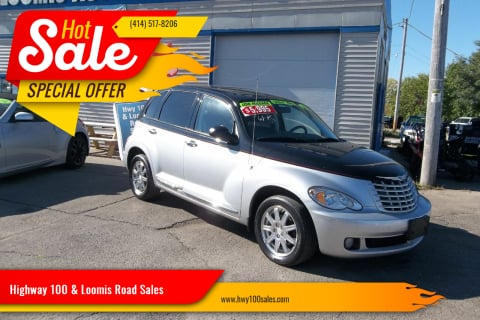 2010 Chrysler PT Cruiser for sale at Highway 100 & Loomis Road Sales in Franklin WI