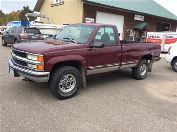 1996 Chevrolet C/K 2500 Series for sale in Pequot Lakes, MN