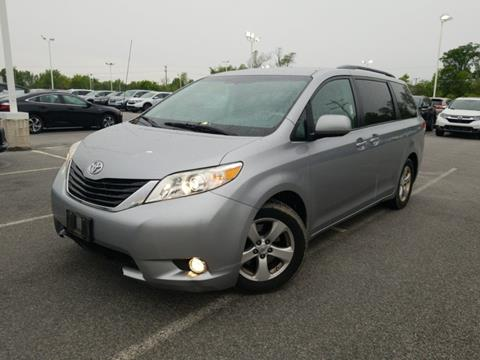2011 Toyota Sienna for sale in Lima, OH