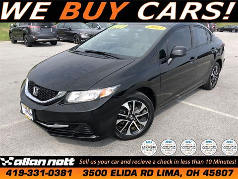 2013 Honda Civic for sale in Lima, OH