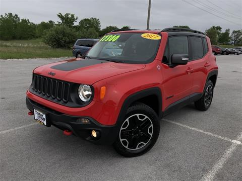 2017 Jeep Renegade for sale in Lima, OH