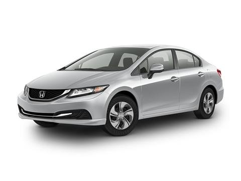 2015 Honda Civic for sale in Lima, OH