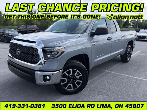 2019 Toyota Tundra for sale in Lima, OH