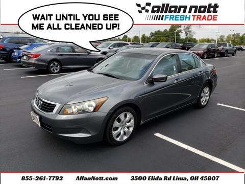 2008 Honda Accord for sale in Lima, OH