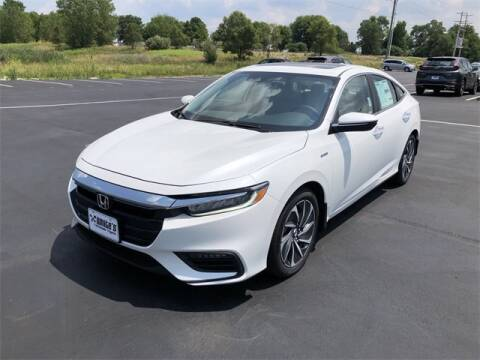 2020 Honda Insight for sale at White's Honda Toyota of Lima in Lima OH