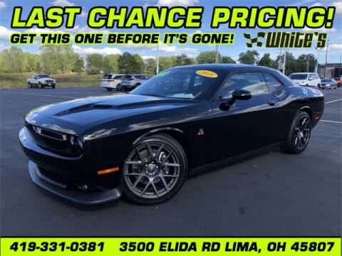 2018 Dodge Challenger for sale at White's Honda Toyota of Lima in Lima OH