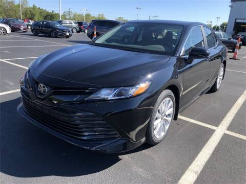 2020 Toyota Camry for sale at White's Honda Toyota of Lima in Lima OH