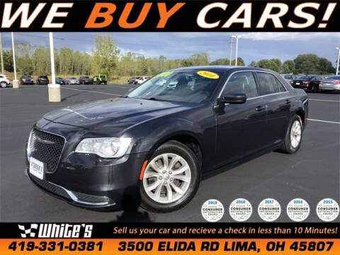 2016 Chrysler 300 for sale at White's Honda Toyota of Lima in Lima OH
