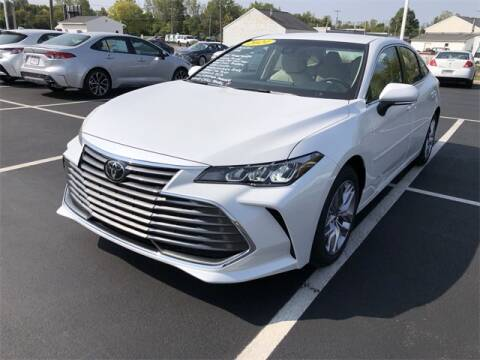 2021 Toyota Avalon for sale at White's Honda Toyota of Lima in Lima OH