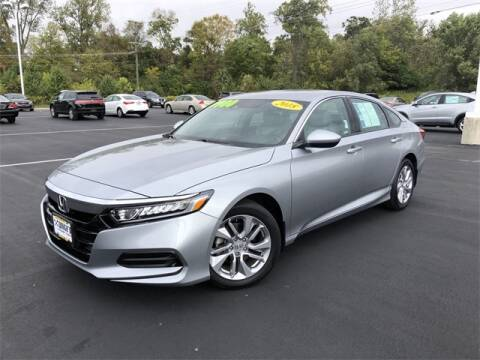 2018 Honda Accord for sale at White's Honda Toyota of Lima in Lima OH