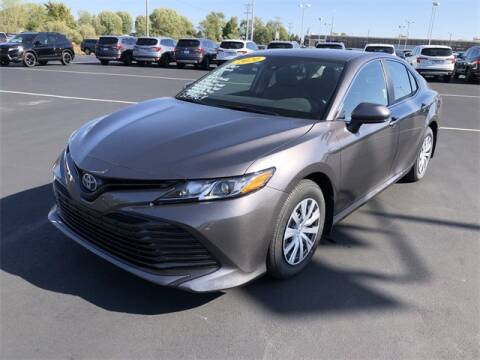 2020 Toyota Camry Hybrid for sale at White's Honda Toyota of Lima in Lima OH