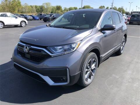 2020 Honda CR-V for sale at White's Honda Toyota of Lima in Lima OH