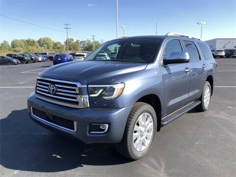 2021 Toyota Sequoia for sale at White's Honda Toyota of Lima in Lima OH