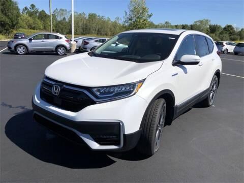 2020 Honda CR-V Hybrid for sale at White's Honda Toyota of Lima in Lima OH