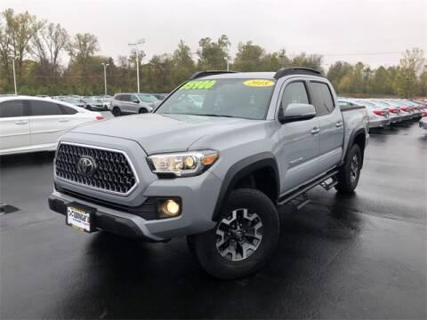 2018 Toyota Tacoma for sale at White's Honda Toyota of Lima in Lima OH