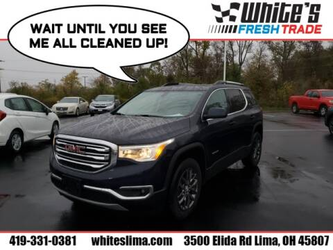 2017 GMC Acadia for sale at White's Honda Toyota of Lima in Lima OH