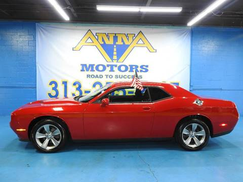 2016 Dodge Challenger for sale in Detroit, MI