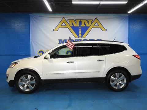 2015 Chevrolet Traverse for sale in Detroit, MI