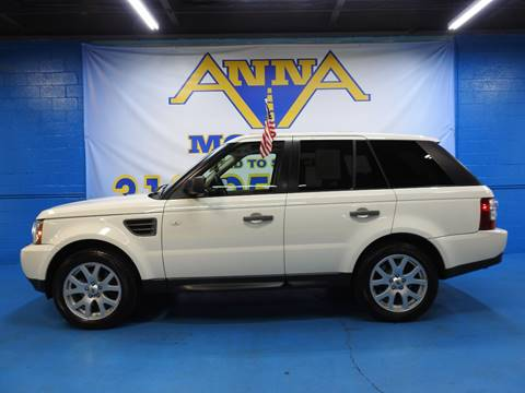 2009 Land Rover Range Rover Sport for sale in Detroit, MI