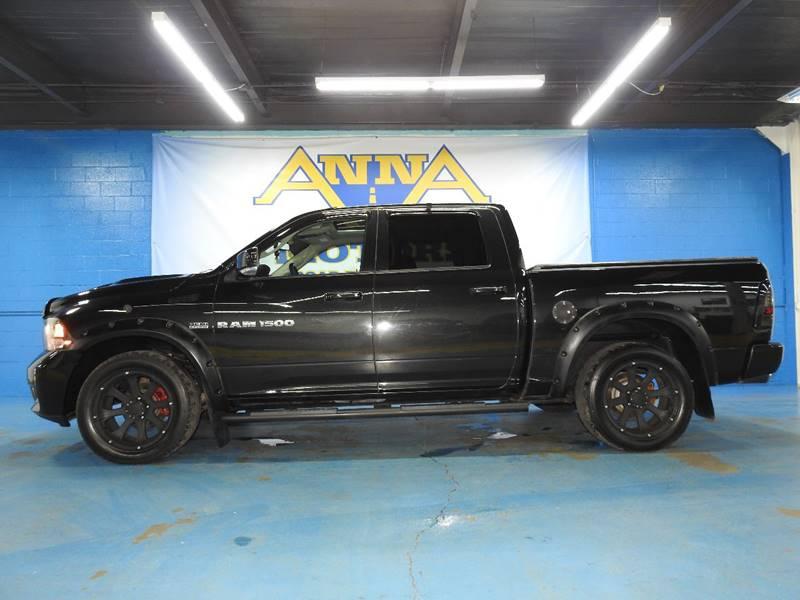 2011 RAM Ram Pickup 1500 for sale at ANNA MOTORS, INC. in Detroit MI